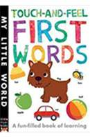 Touch-and-Feel: First Words