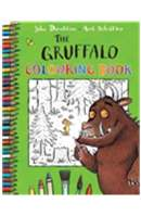 The Gruffalo: Colouring Book